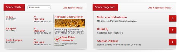 Emirates Specials