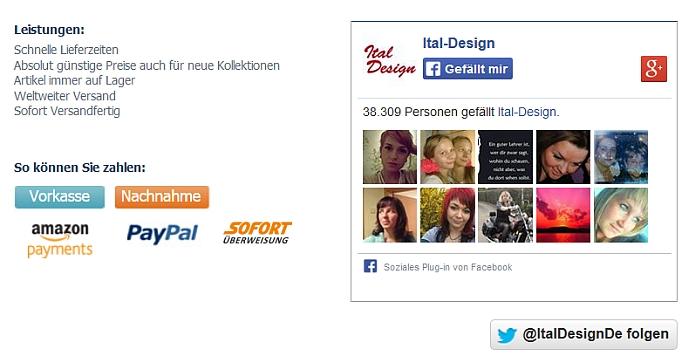 Ital Design Service