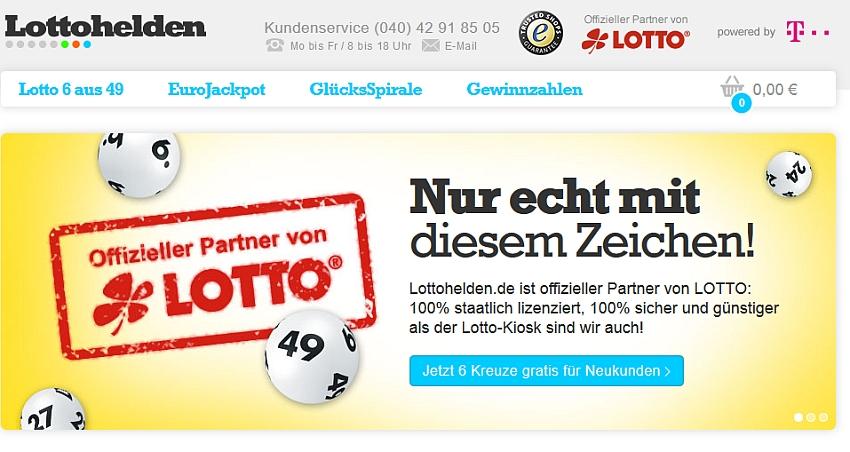 Lottohelden Gutschein