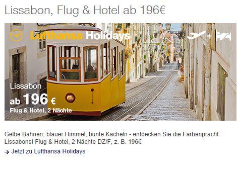 Lufthansa Angebot