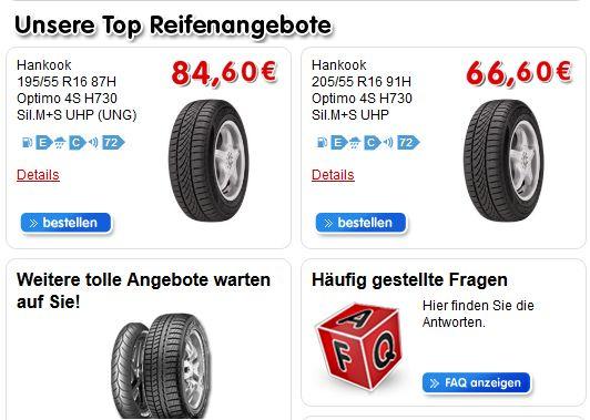 Reifen.com Angebote