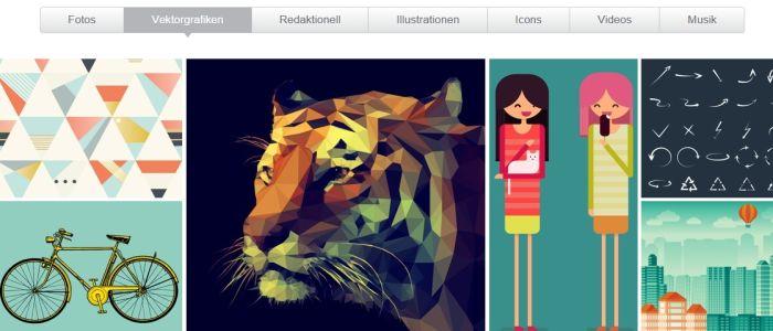 Shutterstock Angebot