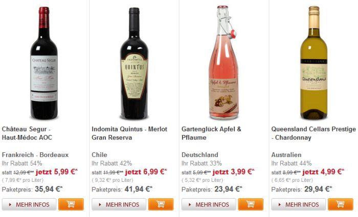 Weinvorteil Angebote